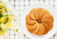 Bánh pancake thơm nức mũi cho cả nhà bữa sáng