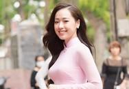 Cô gái từng vinh dự tặng hoa Tổng thống Donald Trump thi Hoa hậu Việt Nam 2018