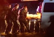 Giải cứu đội bóng nhí Thái Lan: 8 thành viên được đưa ra khỏi hang, 5 người còn mắc kẹt