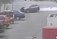 Tạo tai nạn giao thông để tông chết tình địch