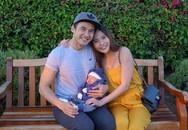 Thúy Diễm: 'Chồng cho tôi ra rìa sau khi con trai chào đời'