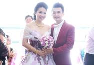 16 năm yêu mặn nồng của diễn viên Lê Khánh và ông xã điển trai