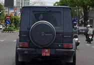 Chủ siêu xe Mercedes G55 AMG khai mua biển đỏ quân đội, gắn cho oai khi đi về Việt Nam