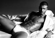 Beckham thừa nhận 'nhồi tất dưới quần lót' để chụp ảnh