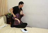 Mỹ Duyên bị 'chồng trẻ' Đoàn Thanh Tài bạo hành trong phim mới