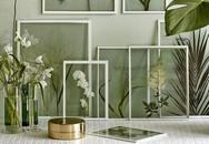 Lịm tim với những khung ảnh làm từ hoa tươi với cách thực hiện siêu đơn giản