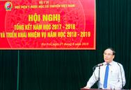 Khoảng 90% sinh viên tốt nghiệp HV Y Dược học cổ truyền Việt Nam có việc làm