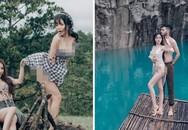 Tuyệt Tình Cốc 'đóng cửa' sau vụ Á hậu Thư Dung chụp ảnh khoe thân phản cảm