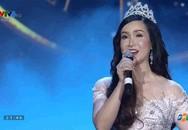 Hoa hậu Bích Phương không nuối tiếc khi bỏ showbiz để theo đuổi học vấn