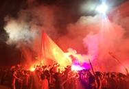 Hải Phòng: Sân vận động Lạch Tray vỡ òa trước chiến thắng lịch sử của đội tuyển U23 Việt Nam