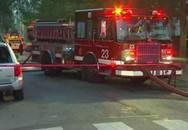 Cháy chung cư ở Mỹ làm 8 người thiệt mạng