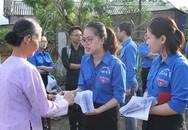 Đoàn TNCS Hồ Chí Minh cơ quan Bộ Y tế khám, tặng quà cho 800 người tại tỉnh Tuyên Quang