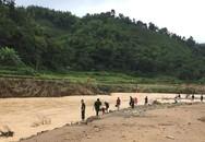 Thanh Hóa: Tìm thấy thi thể cháu bé rơi xuống sông Âm