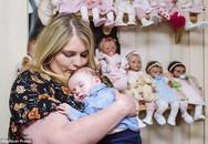 Bỏ 2 tỉ mua búp bê giống hệt trẻ sơ sinh khi tưởng mình không thể có con, cuối cùng điều kì diệu đã đến với người phụ nữ này