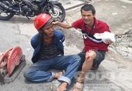 'Hiệp sĩ' Trần Văn Hoàng lại bị thương khi bắt trộm