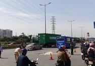 Người phụ nữ bị bánh xe buýt cán tử vong trên Xa Lộ Hà Nội