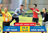 Đây là lý do để chiều nay U23 Việt Nam không thể không thắng Hàn Quốc