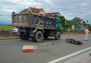 Tông vào đuôi xe tải đi lùi ra quốc lộ, một người tử vong