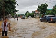Áp thấp tiếp tục gây mưa lớn tại các tỉnh miền Bắc