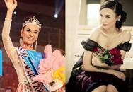 """10 năm từ Hoa hậu gây tranh cãi đến mẹ """"đơn thân"""" giỏi giang của Ngọc Diễm"""