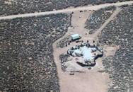 Mỹ: Phát hiện 11 trẻ em đói khát bị giam giữ trong sa mạc