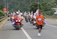 Giải chạy bộ tiếp sức xuyên Việt với quy mô chưa từng có
