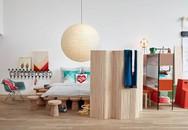 Căn hộ 50m² cực bắt mắt nhờ nội thất hiện đại và cách bố trí vô cùng sáng tạo