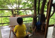 Đạo diễn trẻ bỏ Sài Gòn ra đảo sống trong căn nhà gỗ có view biển đẹp ngỡ ngàng