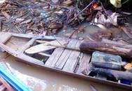 Cụ bà 74 tuổi đi vớt củi trên sông bị mất tích