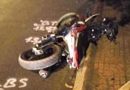 Xe máy đối đầu xe tải, 2 thanh niên tử vong trong đêm