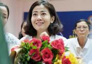 Diễn viên Mai Phương xúc động trong ngày xuất viện