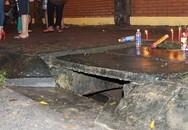 Một người tử vong vì bị mưa lớn cuốn xuống cống thoát nước