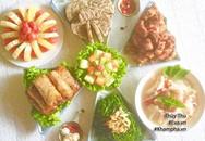 Bữa ăn 6 món tuyệt ngon cả nhà đều thích chưa đến 150 nghìn đồng