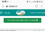 4G Viettel chập chờn, người dùng nháo nhác