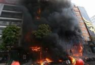 Nước mắt nữ chủ quán karaoke trong vụ cháy ở Hà Nội khiến 13 người chết