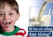 Uống sữa khi bị cảm cúm hoặc ho, trẻ bị nhiều đờm hơn? Bác sĩ Mỹ trả lời rất thuyết phục