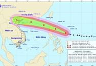Tin mới nhất về siêu bão Mangkhut: Hoàn lưu bão gây mưa rất to