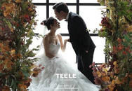 Bức ảnh cưới đầu tiên của Nhã Phương - Trường Giang