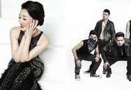 Phạm Thu Hà kết hợp cùng ban nhạc rock trong liveshow đầu tiên