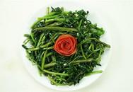 4 sai lầm khi ăn rau muống chị em nội trợ cần loại bỏ ngay