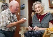 Cụ bà 100 tuổi mong lên xe hoa với chú rể kém 26 tuổi