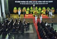 Hôm nay truy điệu và an táng Chủ tịch nước Trần Đại Quang