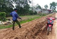 """Thanh Hóa: Dự án làm đường """"hành"""" dân"""