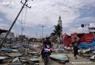 Nạn nhân của động đất, sóng thần tại Indonesia đã lên tới trên 400 người