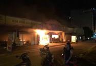 Quán karaoke cùng 3 quán nhậu bốc cháy dữ dội ở Hà Nội, thiệt hại chưa thể thống kê