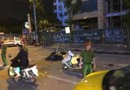 Vụ thanh sắt rơi gây chết người ở đường Lê Văn Lương: Người thoát chết kể lại giây phút kinh hoàng