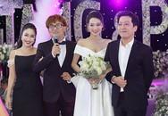 MC đám cưới của Nhã Phương chính là cô gái Trường Giang yêu đơn phương 17 năm trước