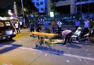 Nhà thầu phụ nhận trách nhiệm vụ khung sắt rơi làm chết người trên đường Lê Văn Lương