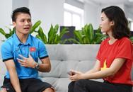 Quang Hải: 'Mỗi lần khóc đều cố gắng không để ai biết'