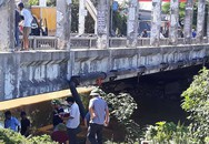Nghệ An: Phát hiện một thi thể dưới gầm cầu